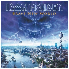 BRAVE NEW WORLD CD