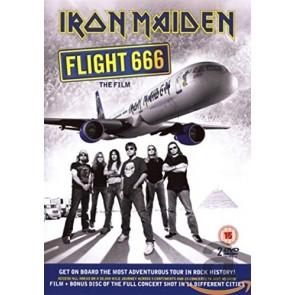 FLIGHT 666:THE FILM STANDARD