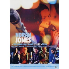 NORAH JONES & THE HANDSOME BAND:LIVE 200
