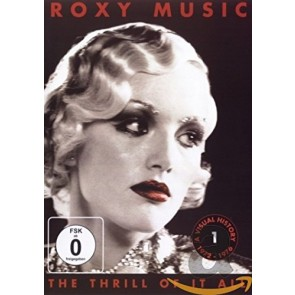 THE THRILL OF IT ALL:ROXY MUSIC(1972/197