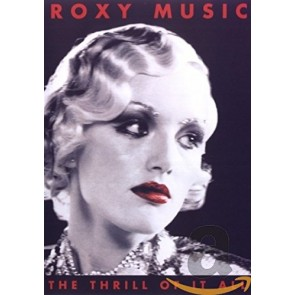 THE THRILL OF IT ALL:ROXY MUSIC(1972-198