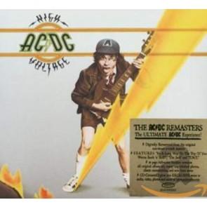 HIGH VOLTAGE (CD)