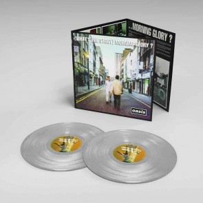 (WHAT'S THE STORY) MORNING GLORY?25TH ANNIVERSARY COLOURED LP