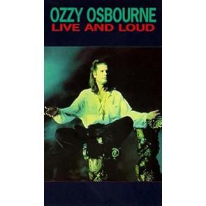 OZZY LIVE & LOUD