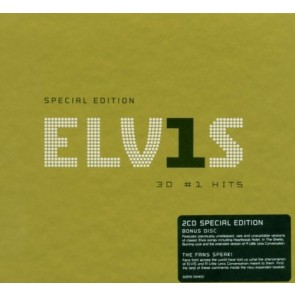 ELV1S 30 N1 HITS Digipack / Special Edition