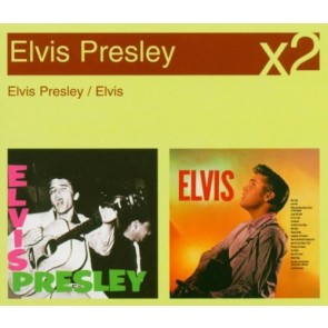 ELVIS PRESLEY / ELVIS  (2 in 1)