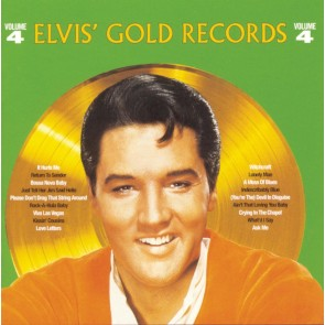ELVIS GOLD RECORDS Vol.4