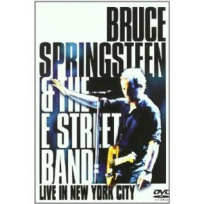 LIVE IN NEW YORK CITY  dvd in amaray case