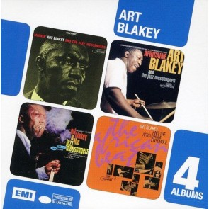 4CD BOXSET LTD ART BLAKEY