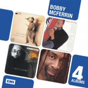 4CD BOXSET LTD BOBBY MCFERRIN