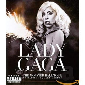 THE MONSTER BALL TOUR blu-ray