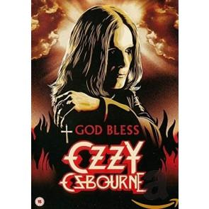 GOD BLESS OZZY OSBOURNE DVD