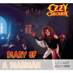 DIARY OF A MADMAN (LEGACY EDITION) 2cd