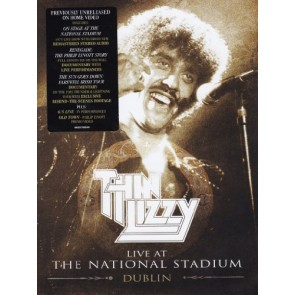 LIVE AT THE NATIONAL STADIUM PUBLIN 1975 DVD
