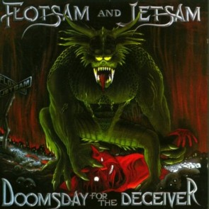 DOOMSDAY FOR THE DECEIVER (25TH ANN.RE) 2LP