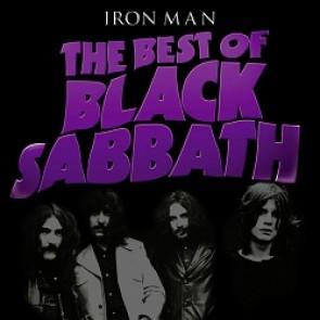 IRON MAN THE BEST OF BLACK SABBATH CD