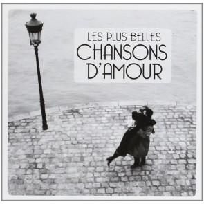 LE PLUS BELLES CHANSONS D' AMOUR 2CD