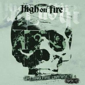 SPITTING FIRE LIVE VOL 1 & 2