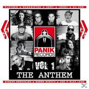 PANIK ANTHEM VOL. 1
