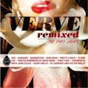 VERVE REMIXED:THE FIRST LADIES