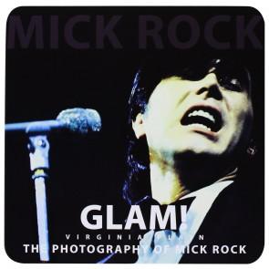 MICK ROCK GLAM ROXY MUSIC TIN