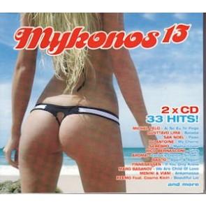MYKONOS 13 2CD