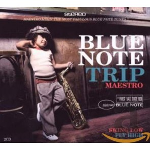 BLUE NOTE TRIP 8 : SWING LOW/FLY HIGH (2CD)