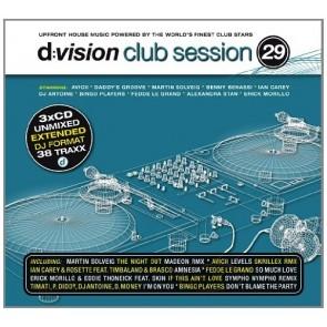D:VISION CLUB SESSION 29 (3CD)