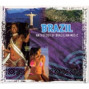 ANTHOLOGY OF BRAZILIAN MUSIC-CD