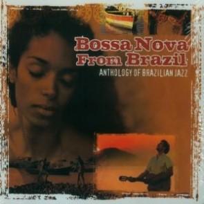 BOSSA NOVA FROM BRAZIL-CD