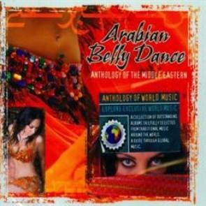 ARABIAN BELLY DANCE-CD