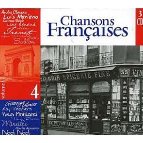 CHANSON FRANCAIS 4-3CD