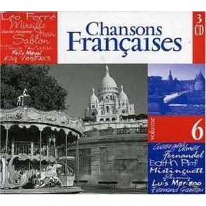 CHANSON FRANCAIS 6-3CD