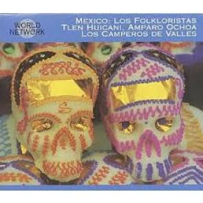 22 MEXICO - LOS FOLKLORISTAS/AMPARO OCH