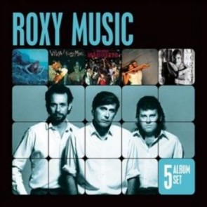 5 ALBUM SET (SIREN/VIVA ROXY MUSIC/MANIF