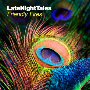 FRIENDLY FIRES (MUSIC BY VARIOUS ARTISTS) 2LP+CD