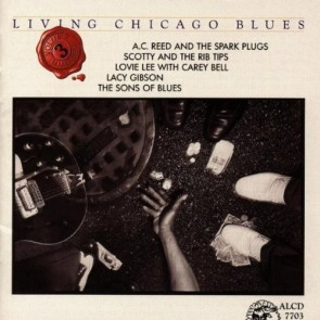 LIVING CHICAGO BLUES VOL.ΙΙΙ