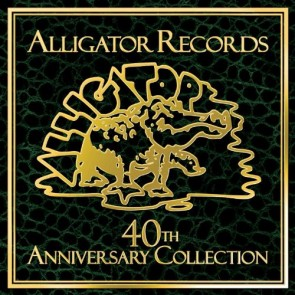 ALLIGATOR 40ΤΗ ANNIVERSARY