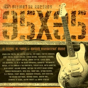 35Χ35 ALLIGATOR RECORDS(2CD)