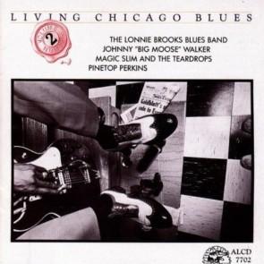 LIVING CHICAGO BLUES VOL.ΙΙ