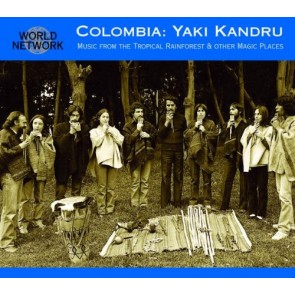 13 COLOMBIA - ΥΑΚΙ KANDRU