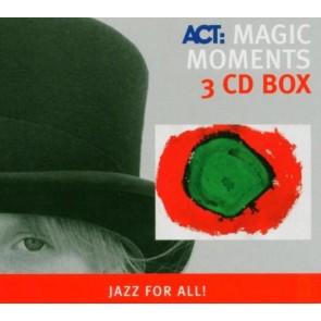 ACT MAGIC MOMENTS(3CD ΒΟΧ) - V/A