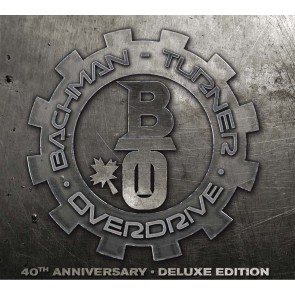 BACHMAN TURNER OVERDRIVE DELUXE EDITION