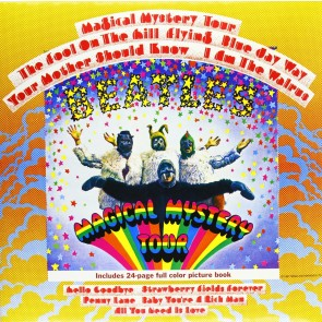 MAGICAL MYSTERY TOUR 2012 LTD