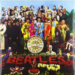 SGT PEPPER'S LONLEY HEARTS CLUB BAND 201