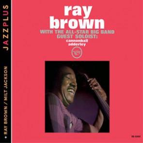 With The All Star Big Band (+ Ray Brown / Milt Jackson)