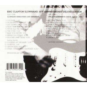 SLOWHAND 35TH ANNIVERSARY DELUXE