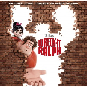 WRECK-IT RALPH (MUSIC BY VARIOUS ARTISTS)