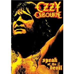 SPEAK THE DEVIL