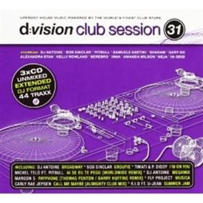 D:VISION CLUB SESSION 31